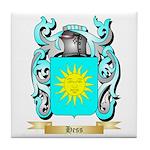 Hess Tile Coaster