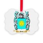 Hess Picture Ornament