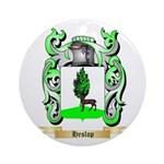 Heslop Ornament (Round)