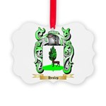 Heslep Picture Ornament
