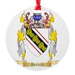 Hesketh Round Ornament