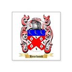 Heselwood Square Sticker 3