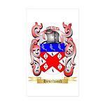 Heselwood Sticker (Rectangle 50 pk)