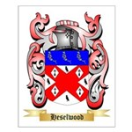 Heselwood Small Poster