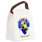 Herzig Canvas Lunch Bag