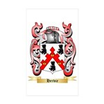 Hervie Sticker (Rectangle 10 pk)