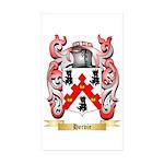 Hervie Sticker (Rectangle 50 pk)