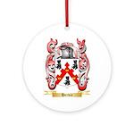 Hervie Ornament (Round)