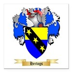 Hertogs Square Car Magnet 3