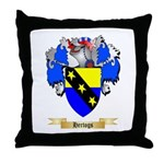 Hertogs Throw Pillow