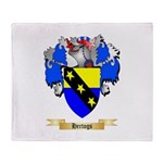 Hertogs Throw Blanket