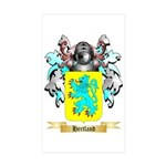 Hertland Sticker (Rectangle 50 pk)