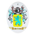 Hertland Ornament (Oval)