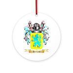 Hertland Ornament (Round)