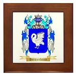 Herszenbaum Framed Tile