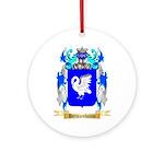 Herszenbaum Ornament (Round)
