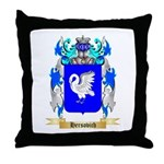 Hersovich Throw Pillow
