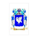 Herskovits Sticker (Rectangle)