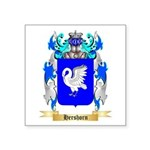Hershorn Square Sticker 3