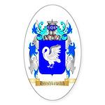 Hershkowitch Sticker (Oval 50 pk)