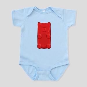 Candy Bear Infant Body Suit