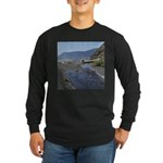 Shelter Cove Beach Long Sleeve T-Shirt