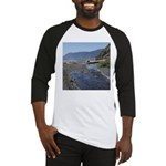 Shelter Cove Beach Baseball Jersey