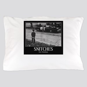 Snitches Pillow Case