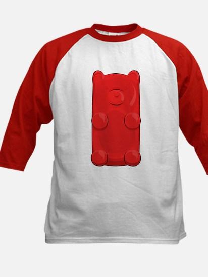 Candy Bear Kids Baseball Jersey