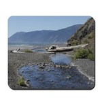Shelter Cove Beach Mousepad