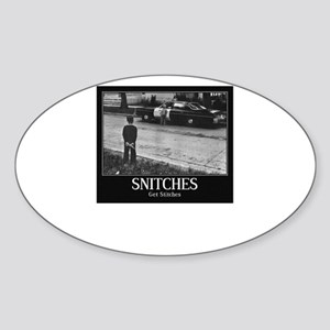 Snitches Sticker