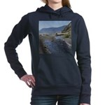 Shelter Cove Beach Women's Hooded Sweatshirt