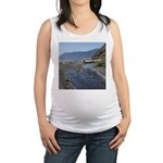 Shelter Cove Beach Maternity Tank Top