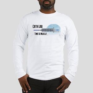 Cardiology Long Sleeve T-Shirt