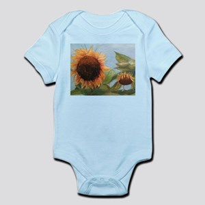 MY SUNFLOWERS Body Suit