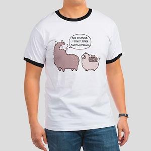 Alpacapella, Humorous T-Shirt