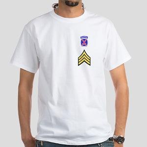 10th Mountain Division <BR>Veteran SGT - E5