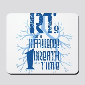 RT-Difference-blue Mousepad