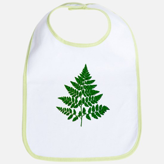 Fern leaf Bib