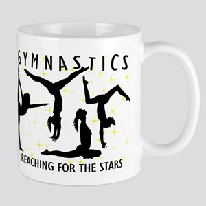 Gymnastics Reaching For The Stars Mug