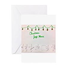 Tyrone Johnson - Christmas Jazz Music Greeting Car