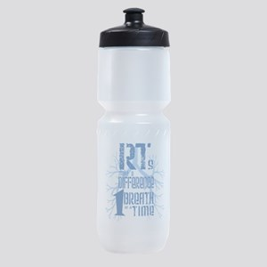 RT-Difference-blue Sports Bottle
