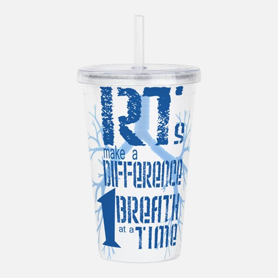 RT-Difference-blue Acrylic Double-wall Tumbler