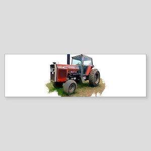 MASSEY FERGUSON silo Bumper Sticker