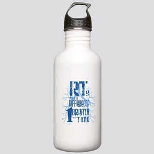 RT-Difference-blue Water Bottle