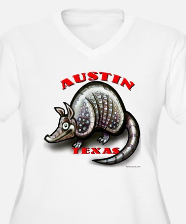 Funny Texas armadillo T-Shirt