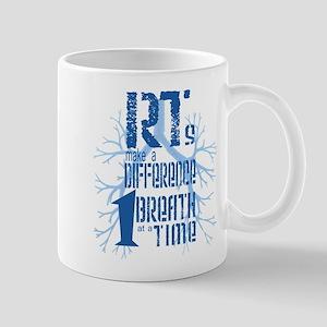 RT-Difference-blue Mugs