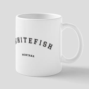 Whitefish Montana Mugs