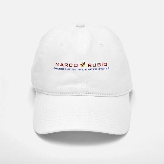 Marci Rubio President USA V2 Baseball Baseball Cap