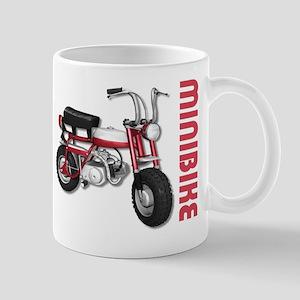 Minibike Red Mug